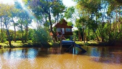 Alquiler Cabaña / Casa En Delta De Tigre Isla Arroyo Arroyon