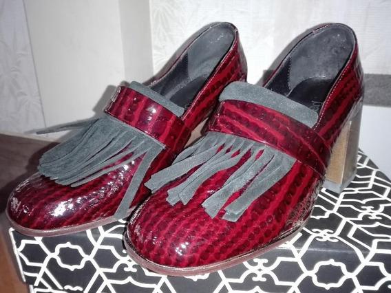 Zapato Charol Paruolo