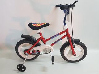 Bicicleta Rodado 12 ! Niños Con Pedal