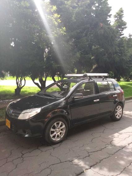 Carro Económico Geely Mk
