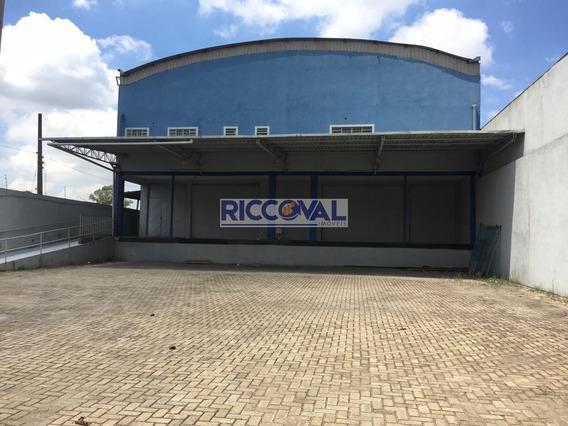 Galpão Em Cidade Industrial Satélite De São Paulo - Guarulhos - 5723665618436096