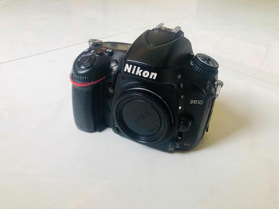 D610 Nikon Dslr