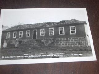 Postal Ouro Preto Casa Onde Morou Marilia Noiva De Gonzaga