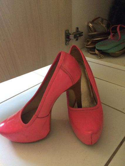Sapato Boneca Rosa