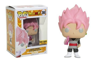 Dragon Ball Z | Goku Rose Saiyan | Funko Pop | Importado