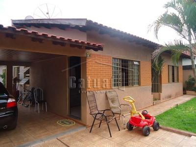 Casa Térrea Com 4 Quartos - 978002-v
