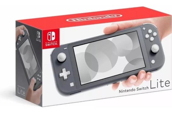 Nintendo Switch Lite + Brinde