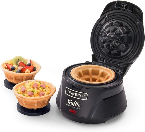 Wafflera Tipo Bowl Marca Presto Nueva En Caja Waffle