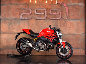 Ducati Monster 821 2015/2015 Com Abs