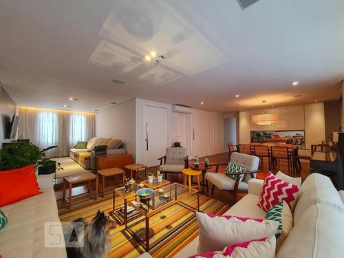 Apartamento À Venda - Brooklin, 3 Quartos,  196 - S893131647