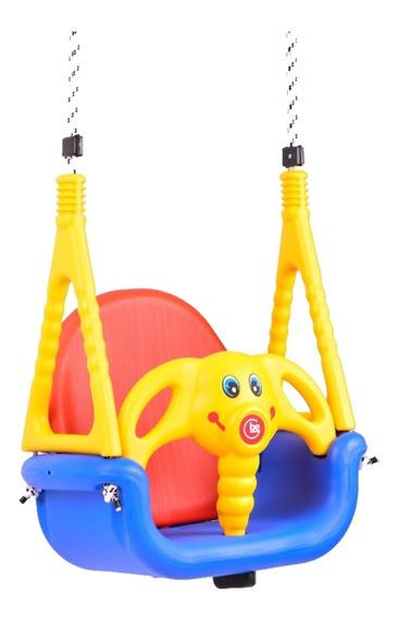 Hamaca De Bebe Elefantito Rodacross De 1 A 10 Años Planeta