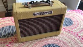 Mini Amplificador Fender Twin 1w