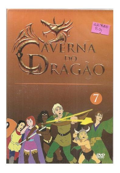 Dvd A Caverna Do Dragão Dvd (7) ( Desenho Animado )