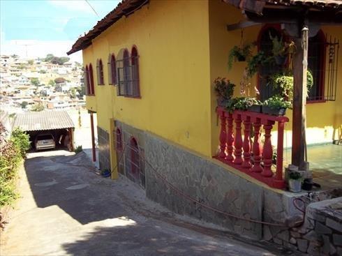 Casa Com 5 Quartos Para Comprar No Estrela Dalva Em Belo Horizonte/mg - 547