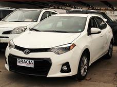Toyota Corolla Sport 2015
