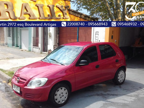 Chevrolet Celta Año 2011 A/a D/h Financio Permuto