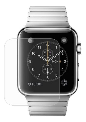 Protector De Vidrio Templado Apple Watch 38mm 42mm Reloj ®