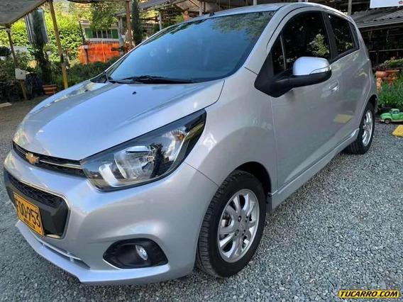 Chevrolet Spark Gt Versión Spark Gt Ltz