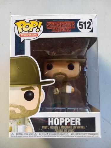 Funko Pop Stranger Things - Hopper #512