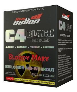 C4 Beta Pump Black 22 Sticks New Millen - Bloody Mary