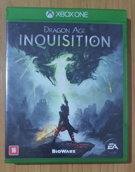 Dragon Age Inquisition - Xbox One - Mídia Física Usado !!