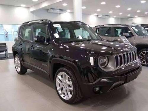 Jeep Renegade Limited  1.8 16v Flex 4p Automático 0km2021