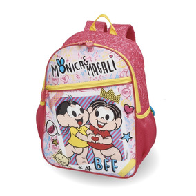 Mochila G Tm Monica E Magali Bff Pacific Original
