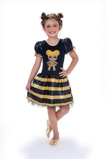 Fantasia Queen Bee No Mercado Livre Brasil