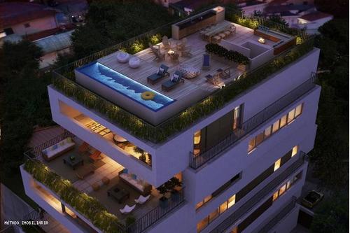 Apartamento Para Venda Em São Paulo, Vila Madalena, 4 Dormitórios, 4 Suítes, 5 Vagas - 11004_1-539098