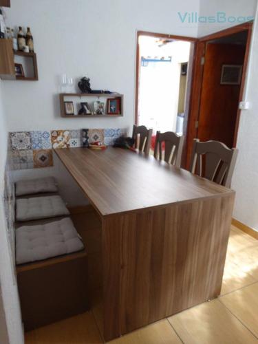 Casa Térrea + Edícula / Residencial / Comercial - Ca1034