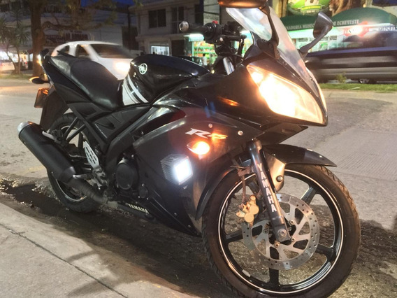 Yamaha R15 R 15 Negra