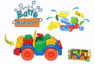Carrinho Bate Buggy - Milla - Cod.444424