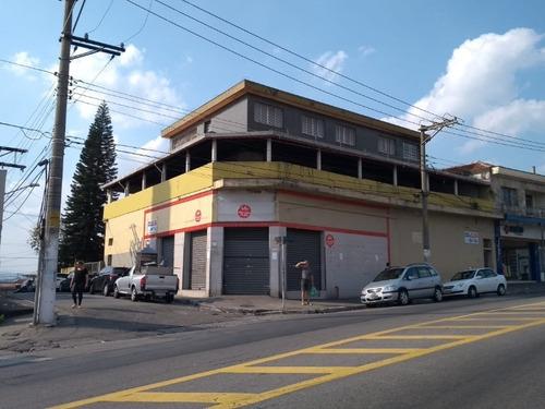 Prédio Comercial Para Alugar Na Av Cangaiba - Pt00011 - 69502881