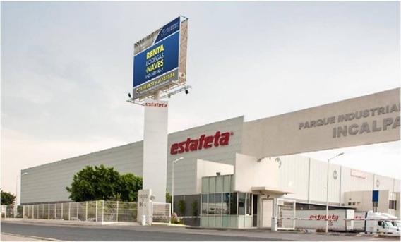Bodega Renta 1500 M2 Periferico Sur Parque Industrial Tlaquepaque Jalisco Mexico