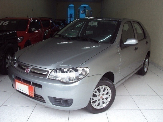 Fiat Palio Fire 1.0 Economy Cinza 8v Flex 4p Manual 2014