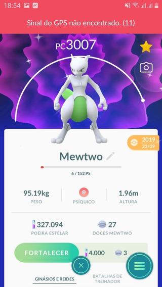 Mewtwo Shiny