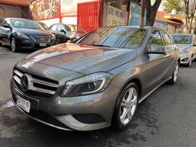 Mercedes-benz A200 Unica Dueña Factura Original Impecable
