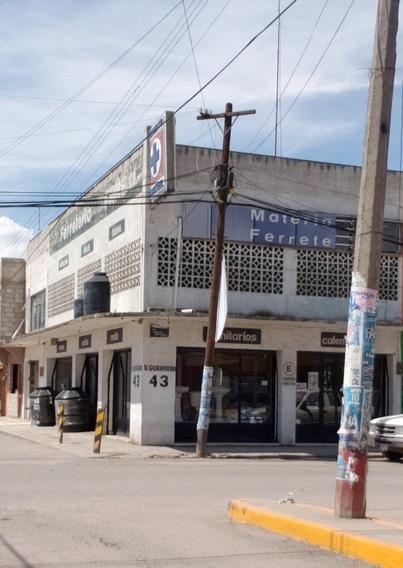 Rento Local Comercial En Tlahuelilpan