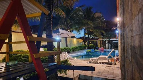 Casa 3 Qtos Suíte+lazer C/piscina Área Jogos/parque $730.mil
