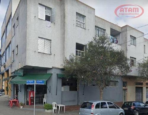 Imagem 1 de 2 de Prédio Com 6 Apartamentos E 5 Lojas No Pari - So0242