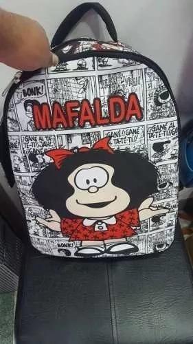 Maleta Morral Comics Mafalda