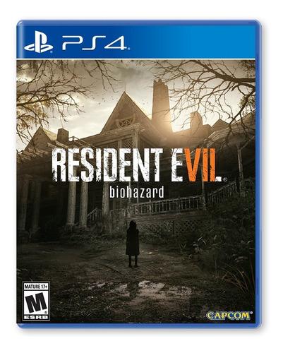 Imagen 1 de 4 de Resident Evil 7 Biohazard - Playstation 4