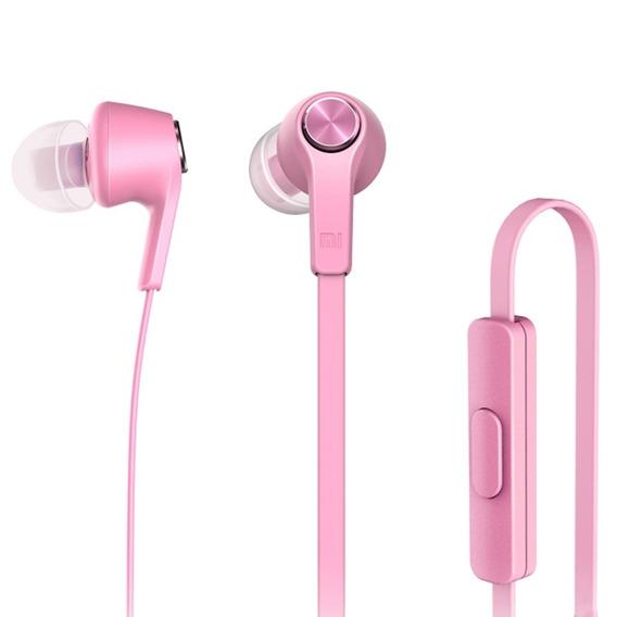 Fone De Ouvido Xiaomi Piston In-ear Stereo Bass Original