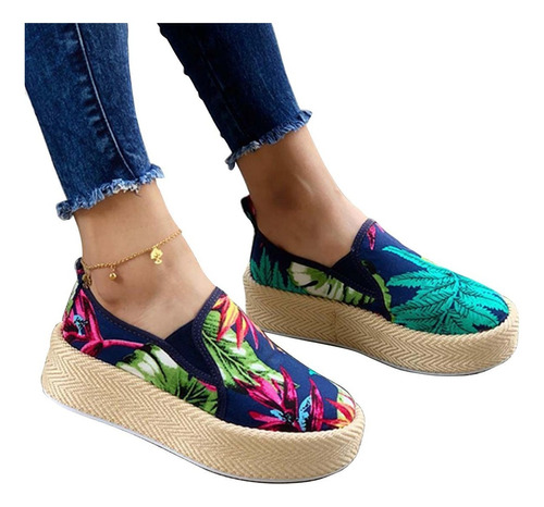 1e0da4ec Zapatos Plataforma Dama Rojo - Zapatos Mujer en Mercado Libre Venezuela