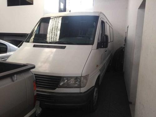 Van Sprinter Furgao  Turbo Diesel Completa Branca 1998