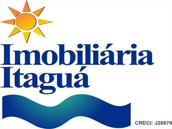 Terreno No Bairro Itagua Ubatuba - Vte170