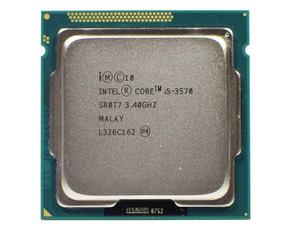 Intel Core I5 3570 3.4ghz Quad-core Socket 1155 Ddr3 Pc