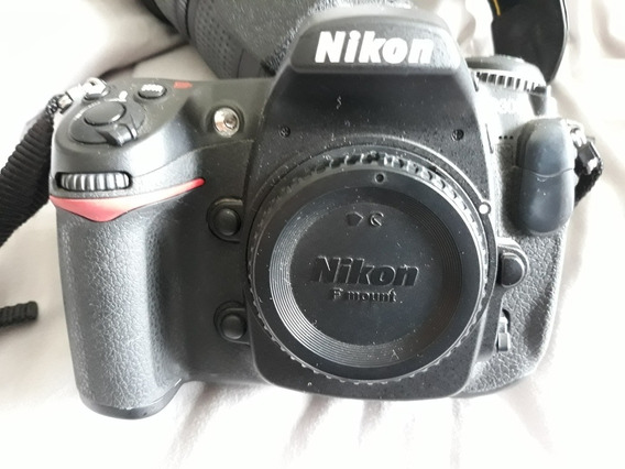 Nikon D300s. Grátis: Bolsa/filtros/baterias/carregad E Flash