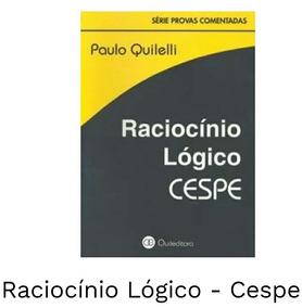 Raciocínio Lógico - Paulo Quilelli