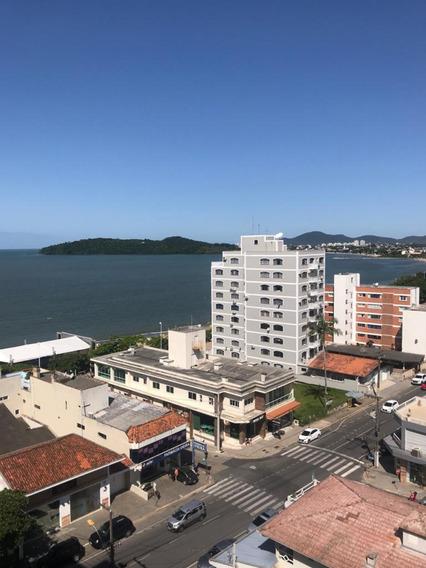 Otimo Apartamento Semi Mobiliado Com 2 Quartos, Andar Alto, Vista Para O Mar Em Balneario De Piçarras - Scagende Uma Visita!!!!! - 3579867v